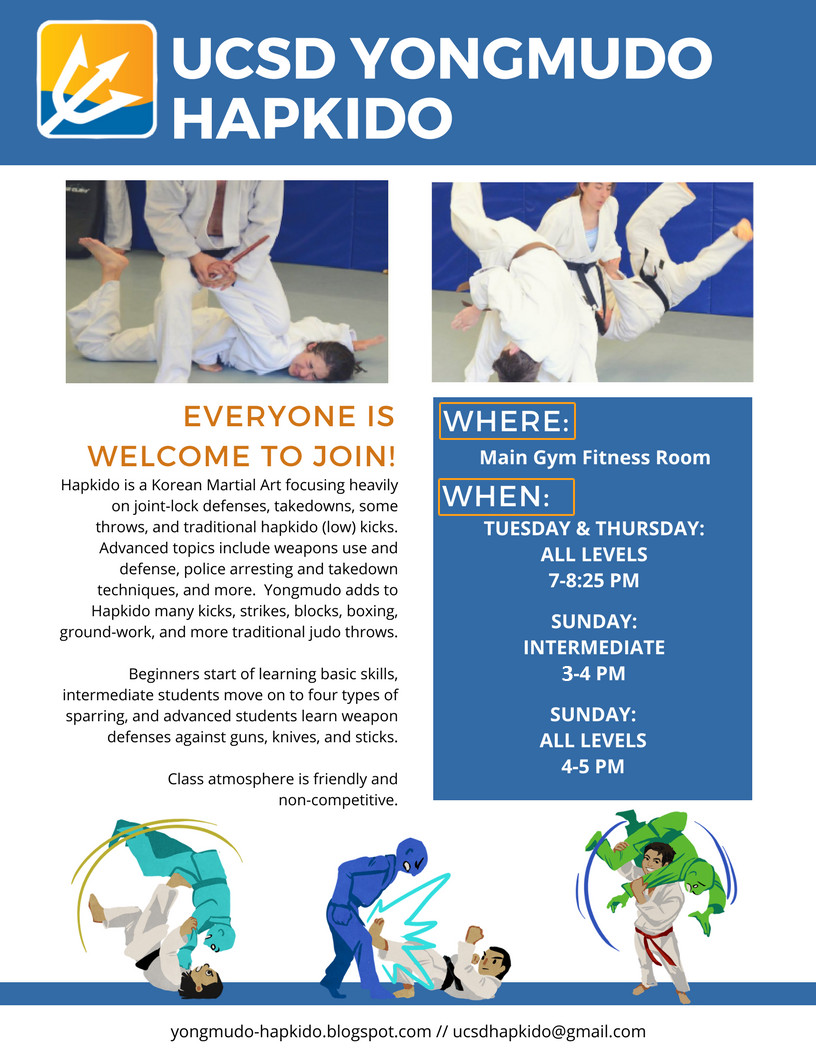 Hapkido Flyer png png