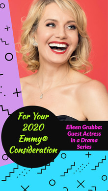 For Your 2020 Emmy Consideration