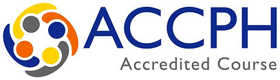 ACCPH Accredited Course Logo RGB Artwork