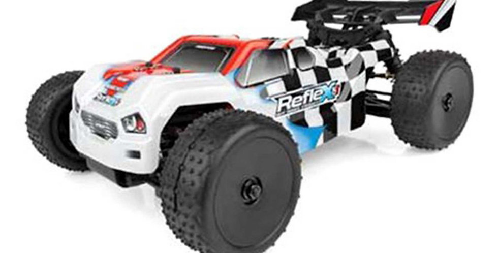 1/14 Reflex 14B 4WD Brushless Truggy RTR Combo