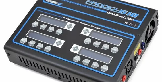 "ProTek RC ""Prodigy 610 QUAD AC"" LiHV/LiPo AC/DC Battery Charger"
