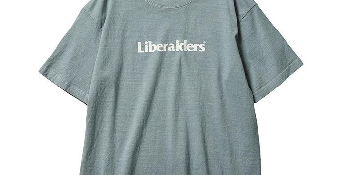 Liberaiders/リベレイダース  OG LOGO TEE/SAGE