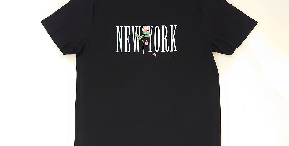 STAMPD  New York Rose Perfect Tee