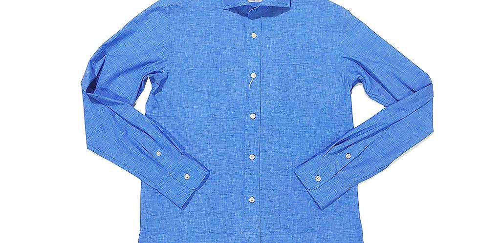 Trechentouno 301   CANCLINI  Blue shirt
