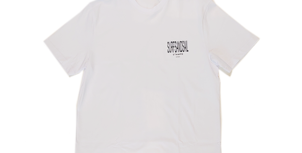 STAMPD  surf and sail tee
