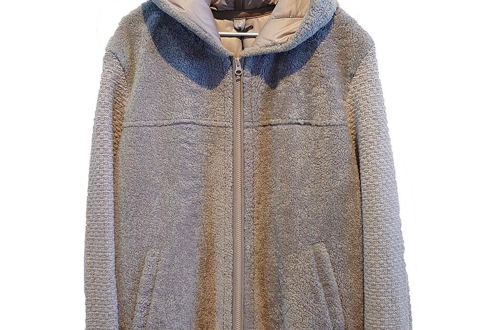 LISA CONTE   cashmere mouton jacket