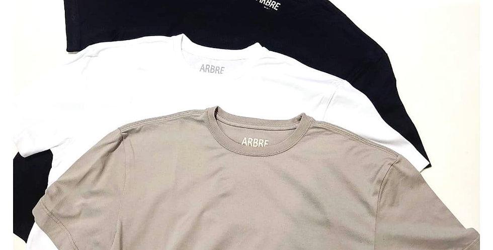 ARBRE  GIZA cotton T-sh Regular fit
