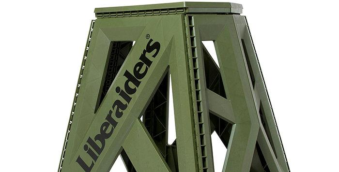 Liberaiders PX holding stool