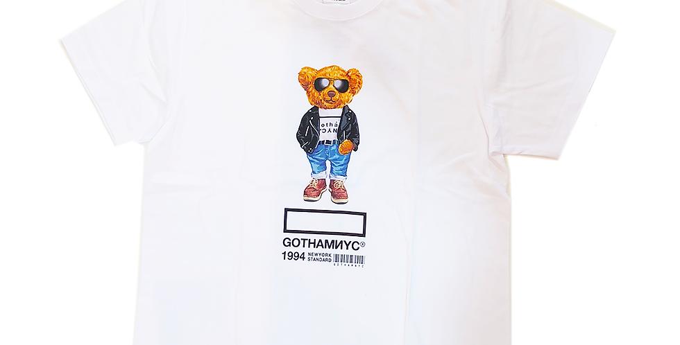 GOTHAM nyc  bear-Tee2