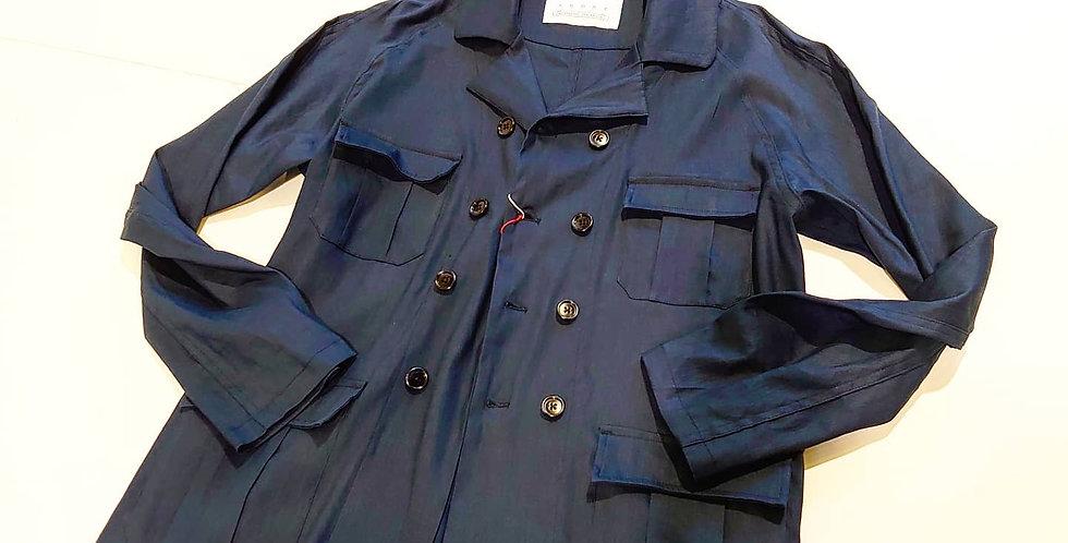 ARBRE   stretch linen safari jacket