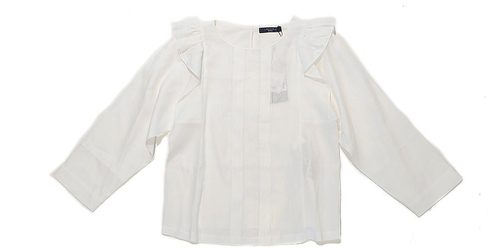 MAXMARA weekend   linen blouse
