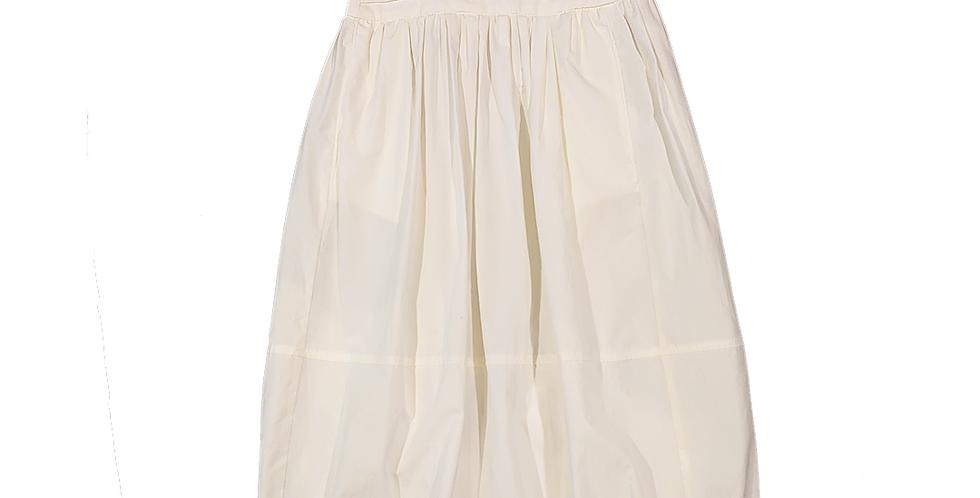 TELA コットンギャザースカート