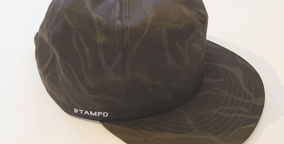STAMPD  Tonal Camo Sports Cap