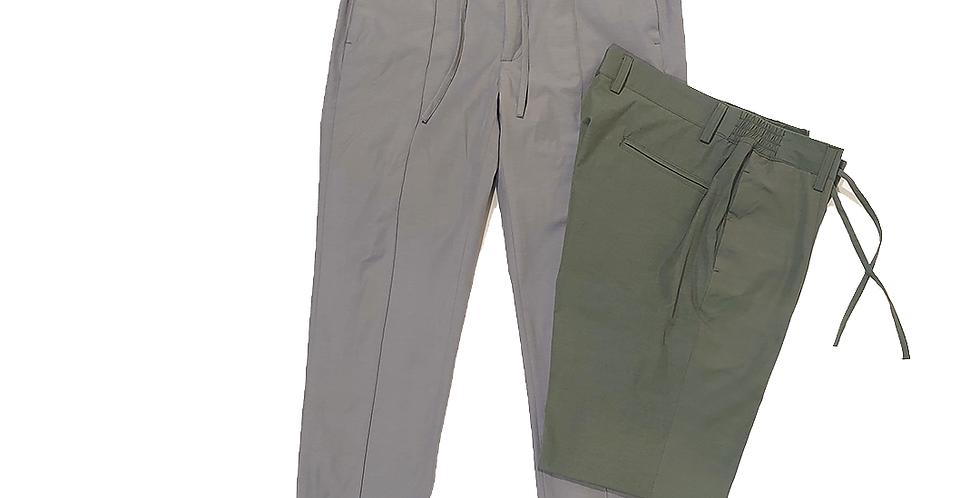 ARBRE   center crease stretch pants