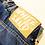 Thumbnail: WHITESAND  linen cotton denim