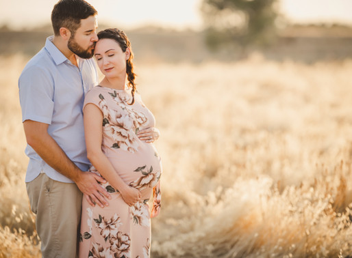 Maternity Photos in West Sacramento