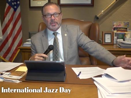 3 Term Former Scottsdale Mayor Jim Lane endorses Jazz Day AZ Festival