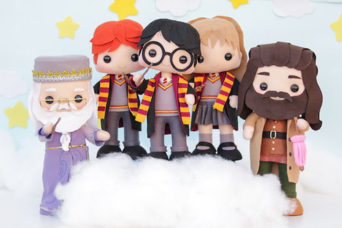 Apostila Digital Harry Potter