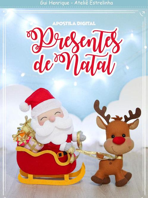 Apostila Trenó de Natal