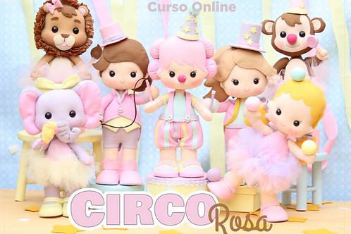 Curso Online - Circo Rosa