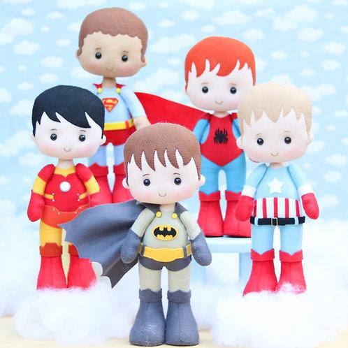 "COMBO: Cursos ""Heróis Kids +Curso Heroínas Cute"""