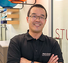 Ivan Choi Principal Physiotherapist at Recover Physiotherapy