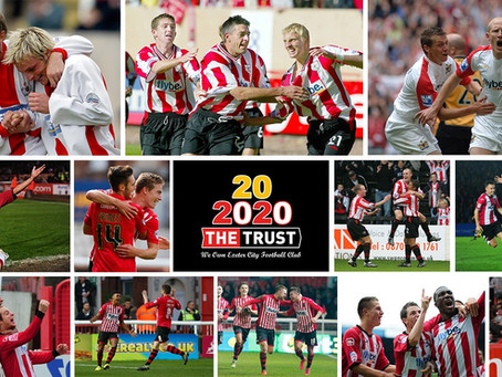 Trust AGM 2020 | Catch Up