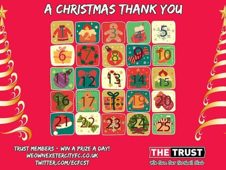 Trust Advent Calendar | Week One