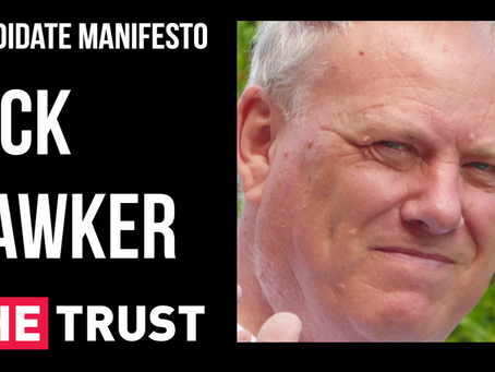 Candidate Manifesto   Nick Hawker