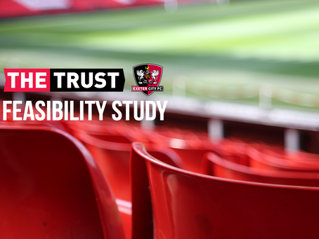 Club and Trust boards agree to stadium feasibility study