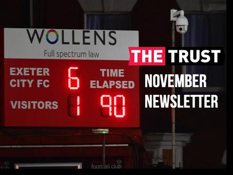 Trust Newsletter | November