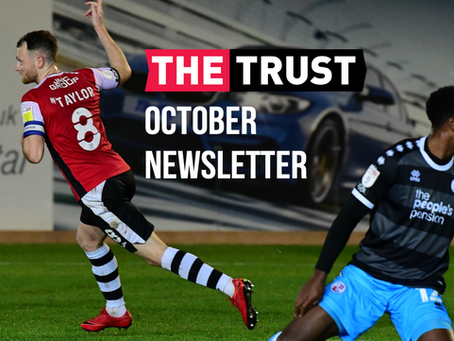 Trust Newsletter | October