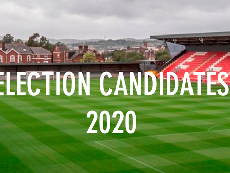 Election 2020 | 100-Word Manifestos