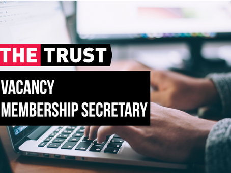 Would you like to work with the Trust?