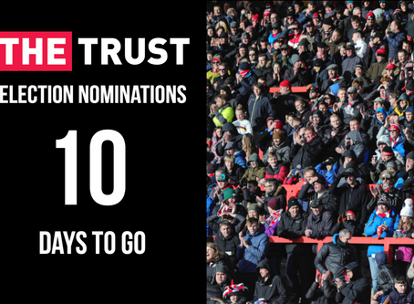 Trust Nominations | 10 Days to Go!
