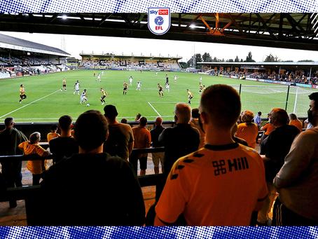 EFL Q&A: Fans returning to stadiums