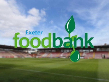 Exeter Foodbank - Food Shortages