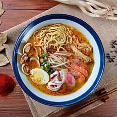SSP Seafood Laksa noodle 南洋海鮮叻沙面
