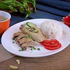 SSP Fresh Hainan Chicken   鮮嫩海南雞腿飯