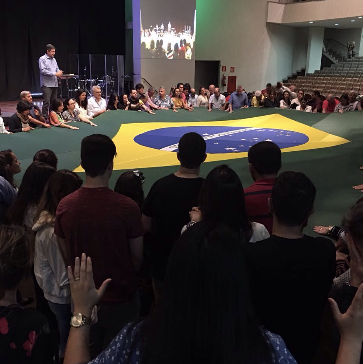 Prayer for Brazil