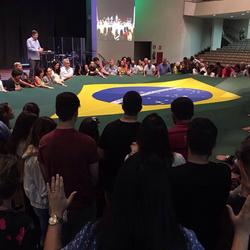 Prayer for Brazil