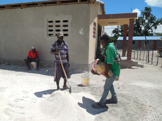 Reconstruction of existing School in Croix-des- Bouquets