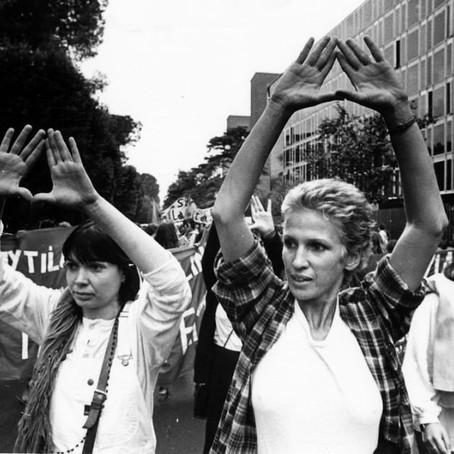 L'ENNESIMO ARTICOLO NAZI FEMMINISTA