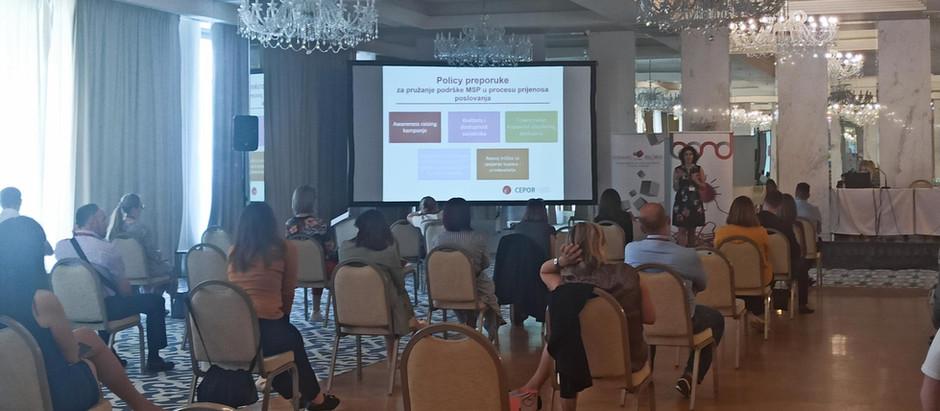 Edukacijom do razvoja – Razvojna agencija Srce Istre postaje članom Udruge Mreža BOND