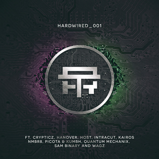 New track available via Terabyte Records 'Hardwired' Compilation
