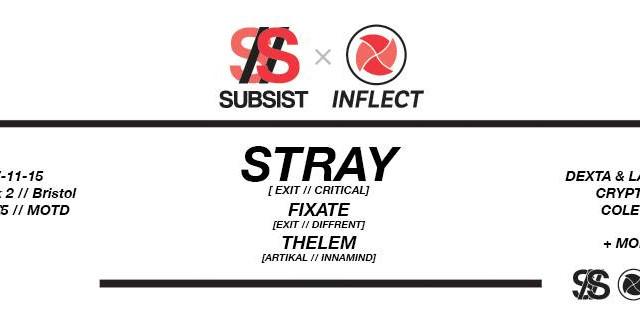 Subsist x Inflect Promo Mix