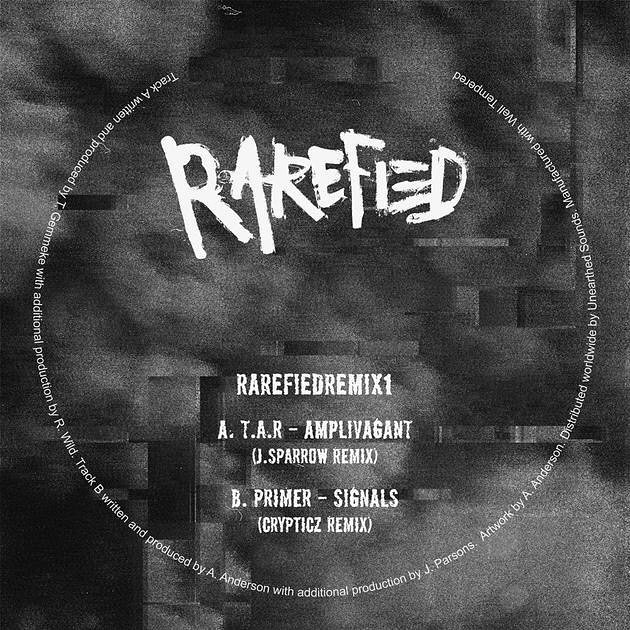 Crypticz remixes Primer for dubstep label Rarefied