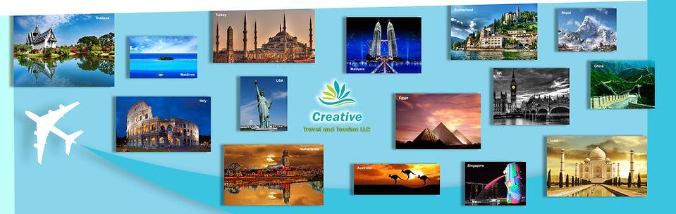 Creative Travel & Tourism LLC Dubai