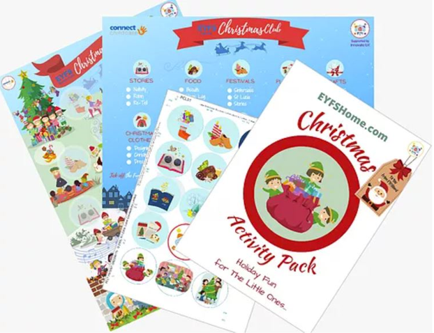 Winter Club Activity Pack