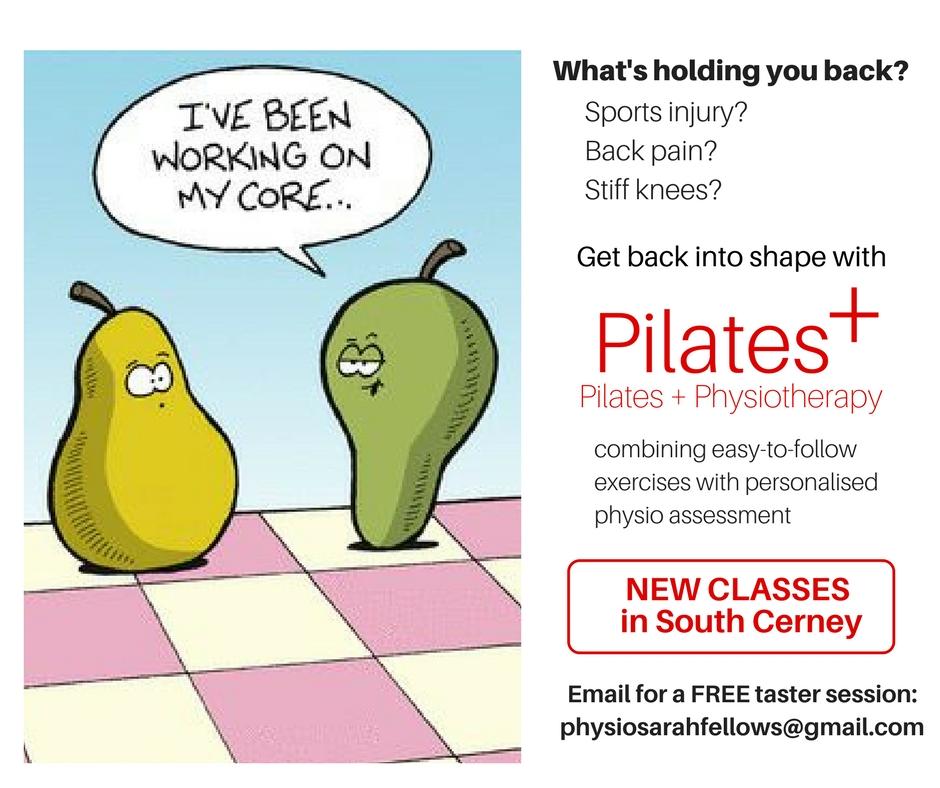 Digital Ad for Pilates